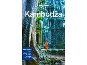 Kambodža - turistický průvodce Lonely Planet