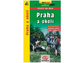Praha a okolí – cykloprůvodce
