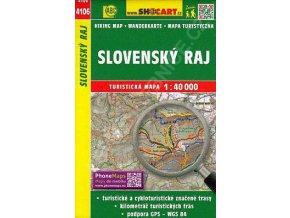 Slovenský Raj - (Shocart č. 474)