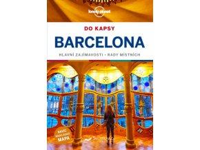 Barcelona do kapsy - průvodce Lonely Planet