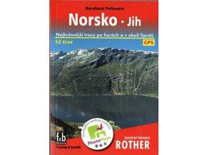 Norsko, Jih - turistický průvodce