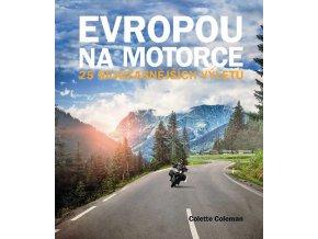 Evropou na motorce
