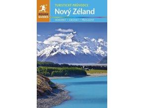 Nový Zéland - turistický průvodce