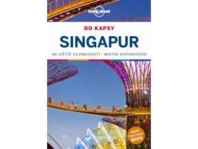 Singapur do kapsy - průvodce Lonely Planet
