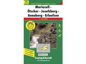 Mariazell, Ötscher, Josefsberg, Annaberg, Erlaufsee (WK5031)