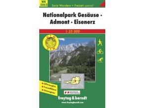 Nationalpark Gesäuse, Admont, Eisenerz (WK5062)