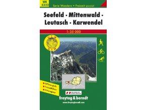 Seefeld, Mittenwald, Garmisch Partenkirchen, Karwendel (WK5322)