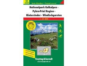 Nationalpark Kalkalpen, Pyhrn Priel Region, Hinterstoder, Windischgarsten (WK5501)