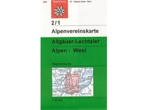 Allgäuer, Lechtaler Alpen West (letní) – AV2/1