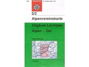 Allgäuer, Lechtaler Alpen Ost (letní) – AV2/2