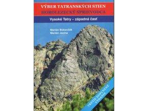 Výber tatranských stien - západná časť