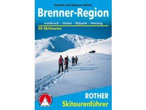Brenner region - skialpinistický průvodce
