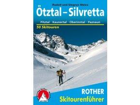 Ötztal – Silvretta - skialpinistický průvodce