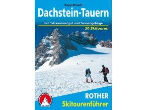 Dachstein - Tauern - skialpinistický průvodce
