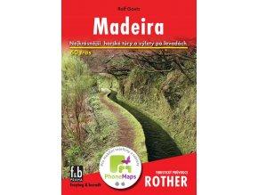 Madeira - komplet mapy a průvodce
