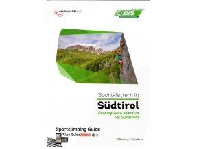 Sportklettern in Südtirol - horolezecký průvodce