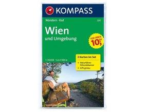 Wien, Vídeň a okolí (Kompass - 205)