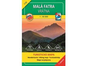 Malá Fatra - Vrátná (VKU č.110)