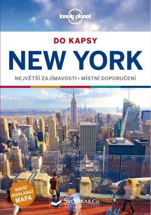 Svojtka New York do kapsy - průvodce Lonely Planet