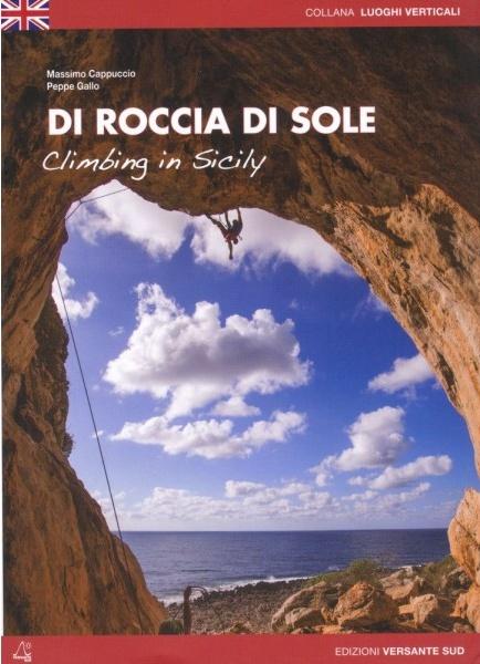 Climbing in Sicily - horolezecký průvodce