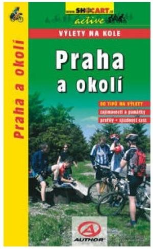 Shocart Praha a okolí – cykloprůvodce
