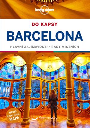 Barcelona do kapsy - turistický průvodce