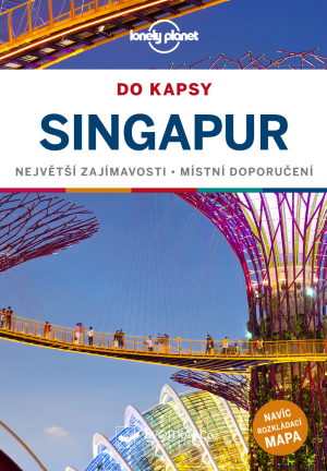 Svojtka Singapur do kapsy - průvodce Lonely Planet