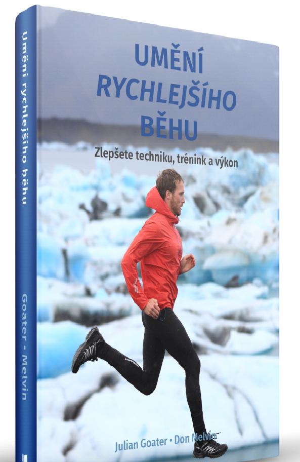 Umění rychlejšího běhu - kniha o běhání