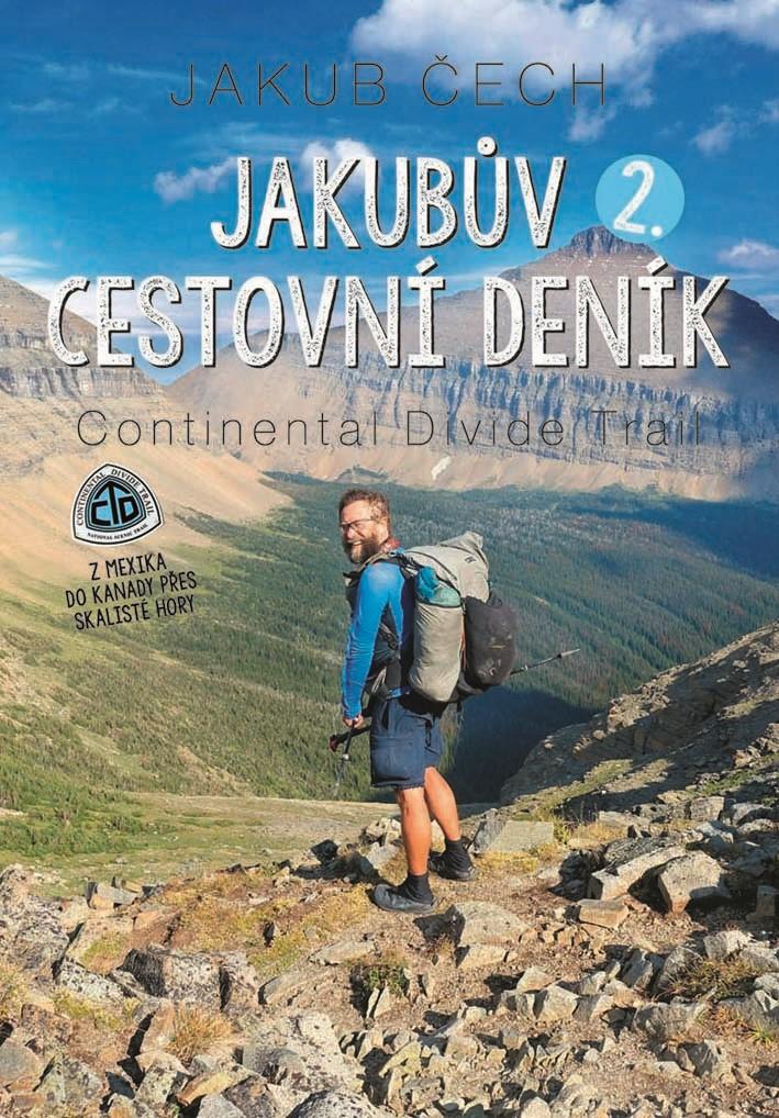 Jakubův cestovní deník 2 - kniha - Jakub Čech