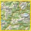 Val di Fassa a oblast Dolomity Fassa (Tabacco - 06)