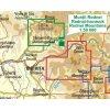 Muntii Rodnei (Rodna) - turistická mapa