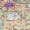 Benešovsko a dolní Posázaví -  mapa KČT č.40