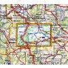 Český les -  sever -  mapa KČT č.28