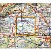 Lounsko a Džbán -  mapa KČT č.8