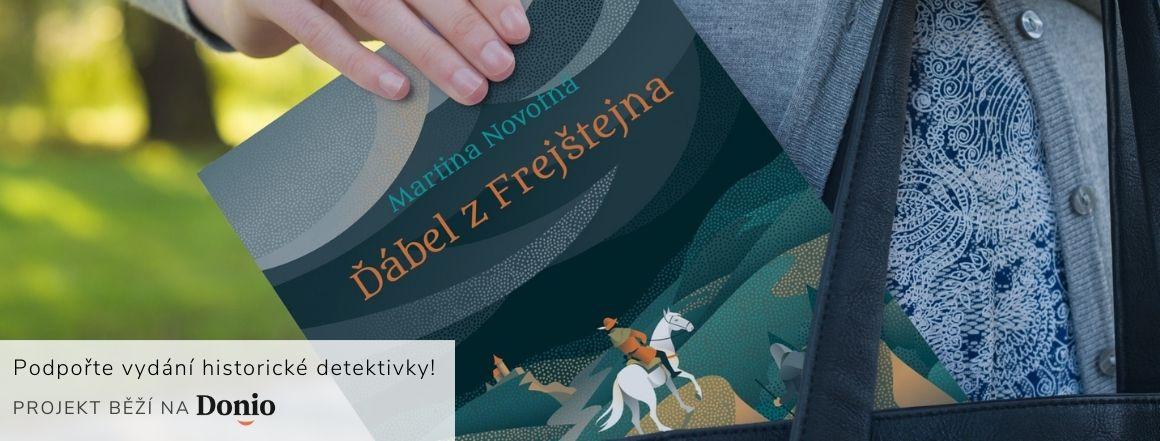 Podpořte náš projekt na Donio.cz!