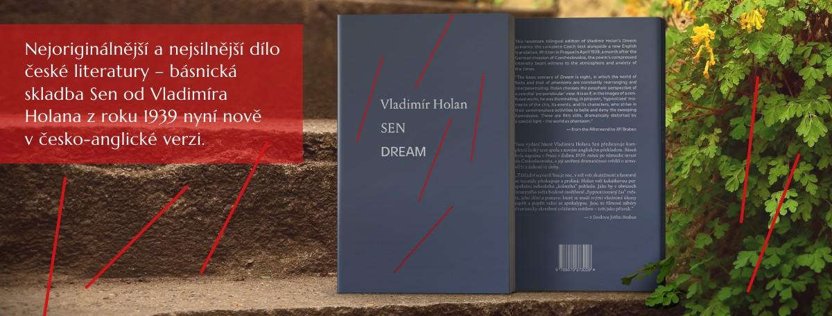 Vladimír Holan - Sen (česko-anglická verze)