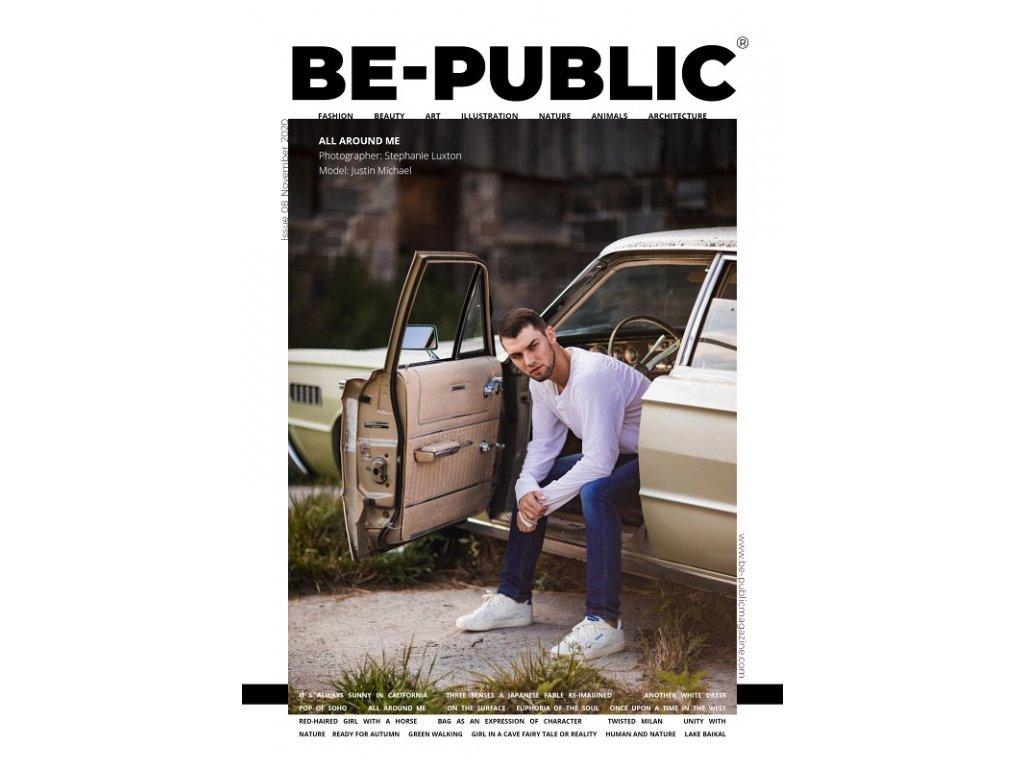 B5 8 ISSUE November 2020 mensi