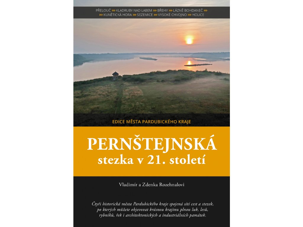 Pernštejnská stezka v 21. století titulka