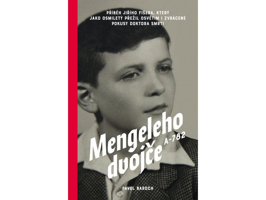 Křest knihy Pavla Barocha Mengeleho dvojče A-782