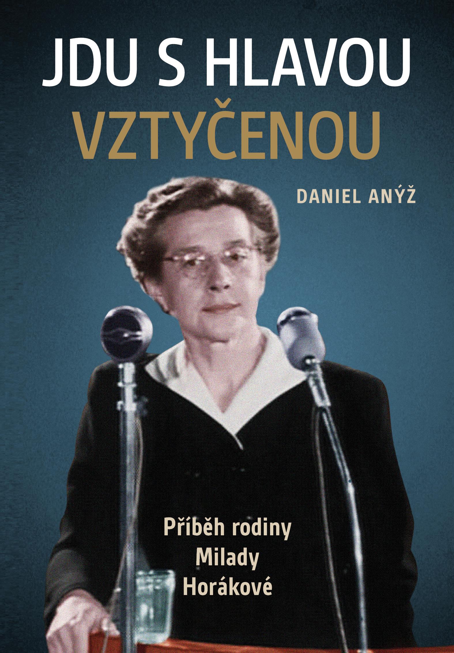 Milada Horáková a její blízcí v Nakladatelství Zeď