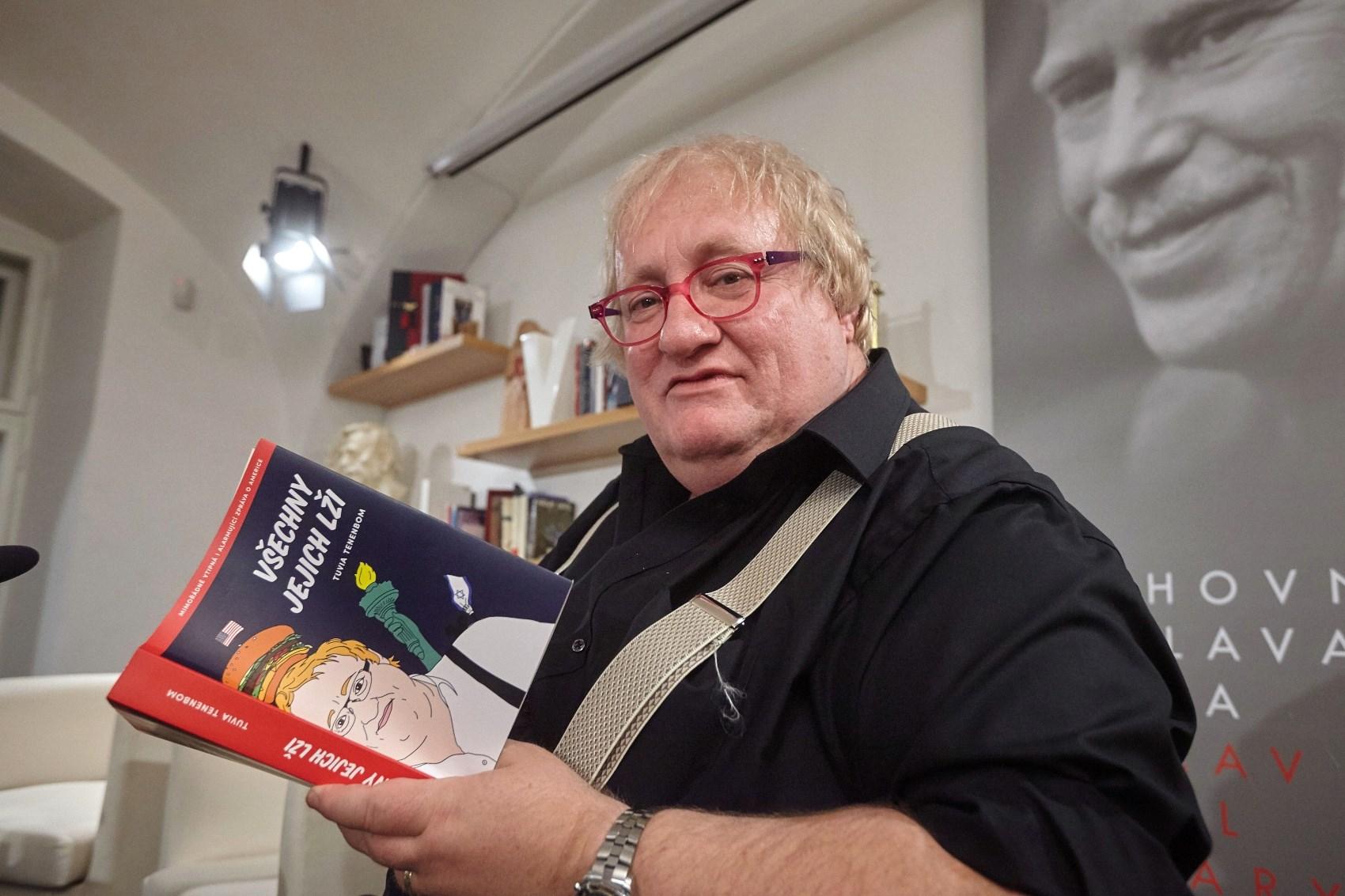 Tuvia Tenenbom - náš nejoblíbenější zahraniční autor