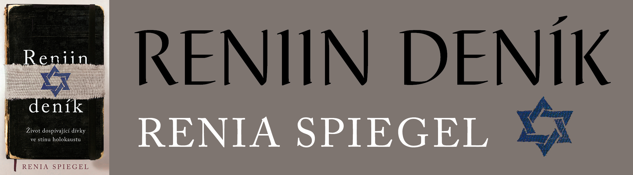 Renia Spiegel Reniin deník