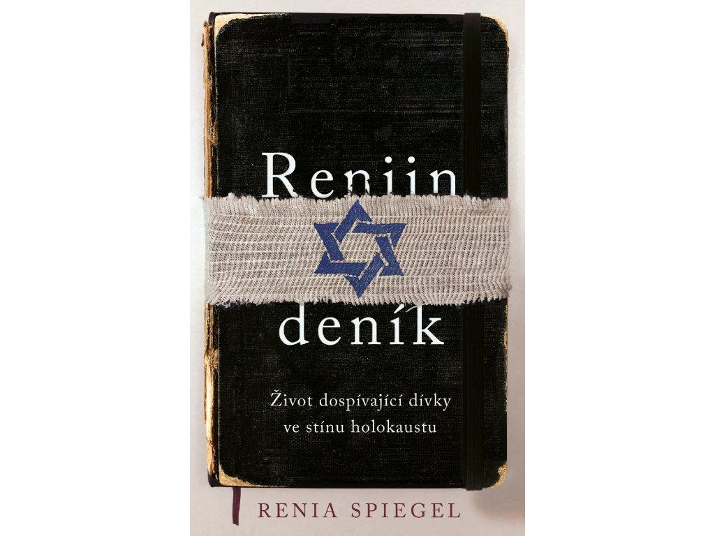 Obalka Reniin denik (1)