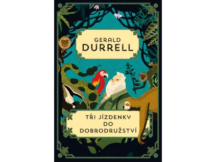 Durrell jizdenka