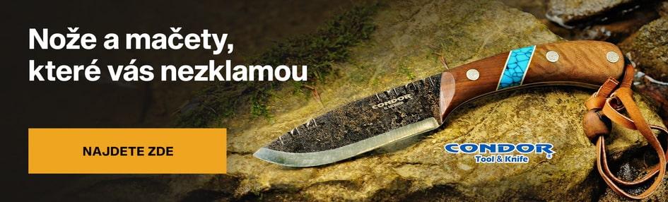 Nože a mačety Condor Tool & Knife