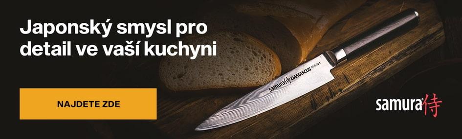 Kuchyňské nože Samura
