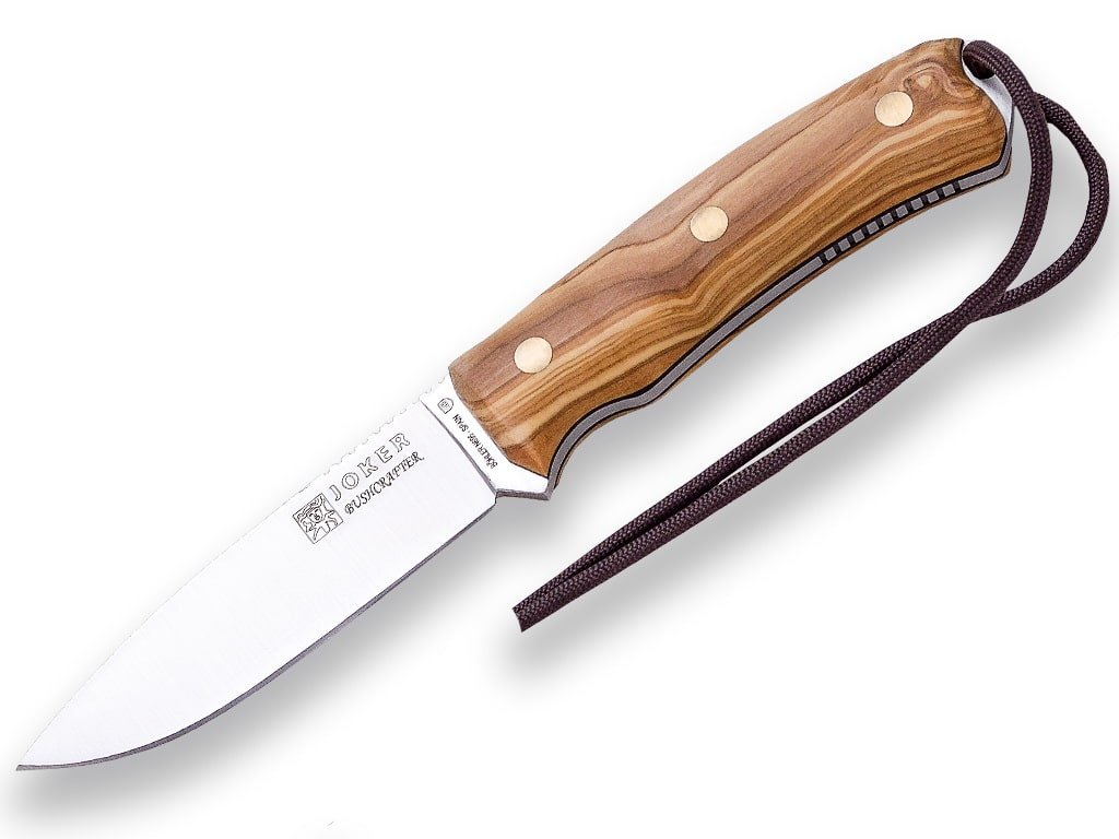 Nůž Joker Bushcrafter CO120 Oliva, Böhler N695