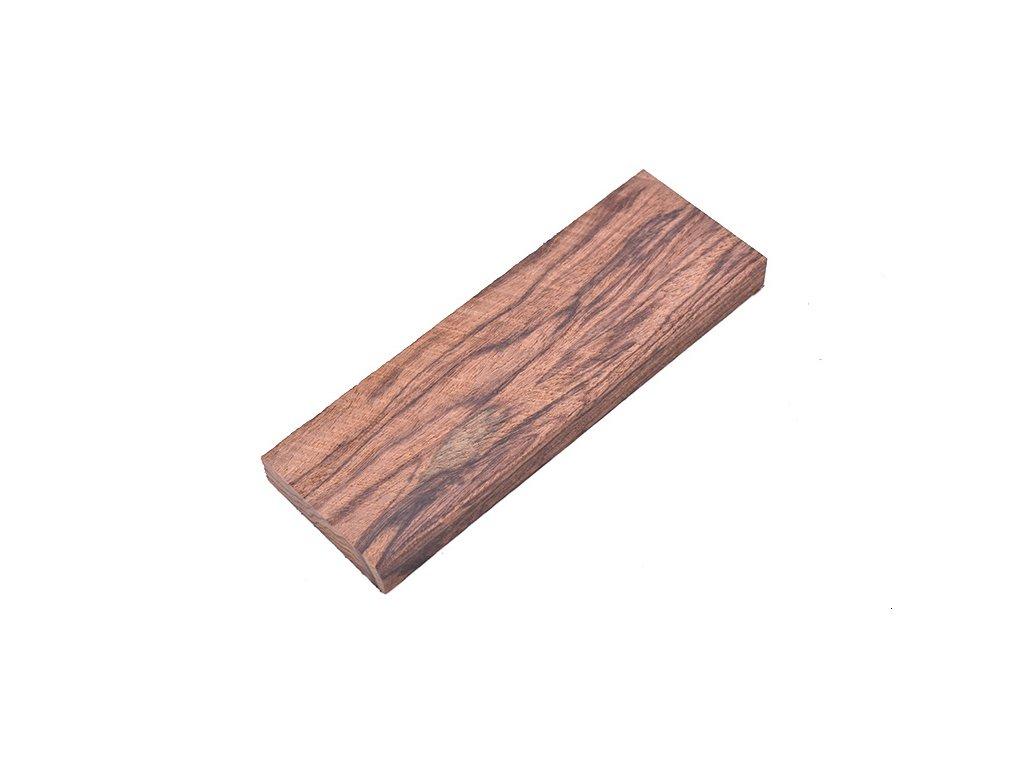 Dřevo Santos Rosewood Příložky 2 ks