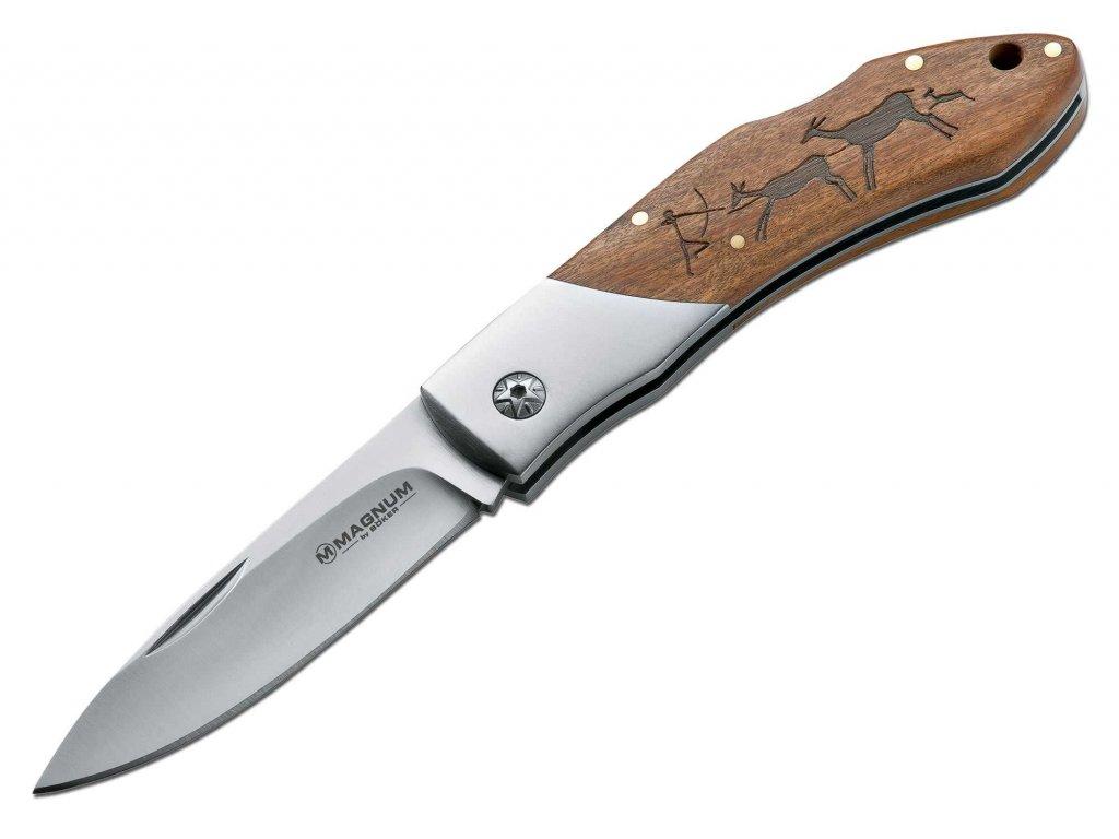 Nůž Magnum Caveman Steel