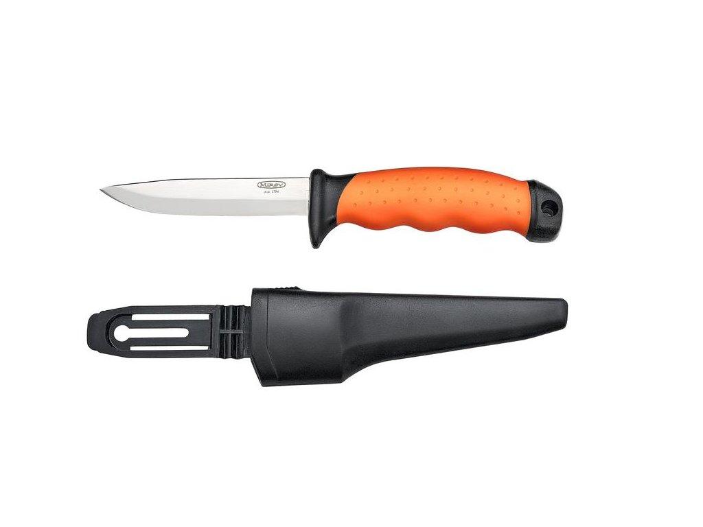 Nůž Mikov BRIGAND - oranžový 393-NH-10 - ORANGE
